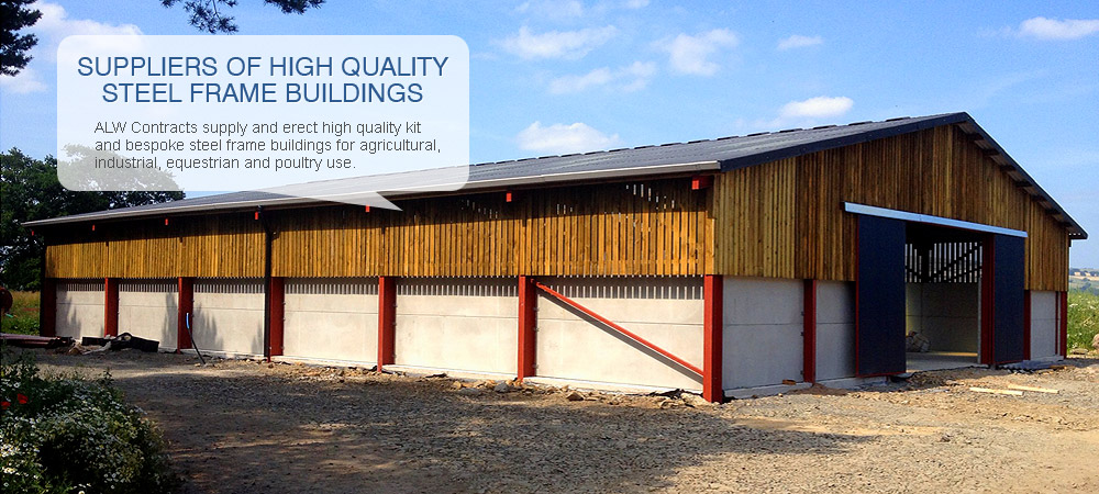 ALW Contracts supplying Mid Wales, Shropshire and the surrounding ...